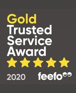 Feefo 2020 Gold Award Winner - read reviews